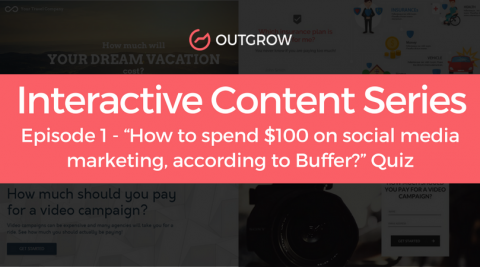How to spend $100 on social media marketing, according to Buffer?