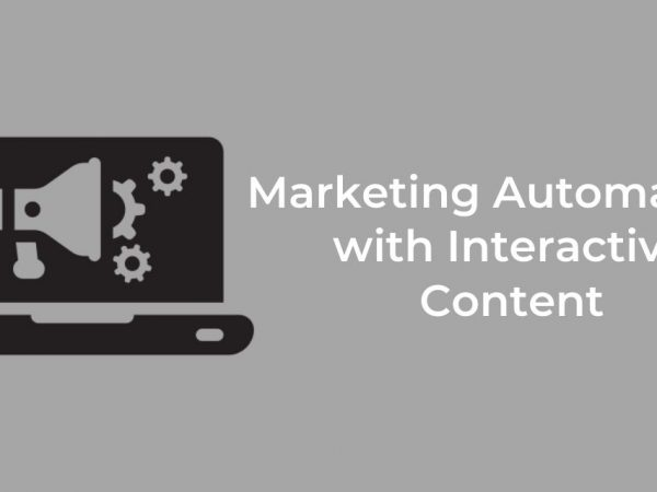 marketing automation with interactive content