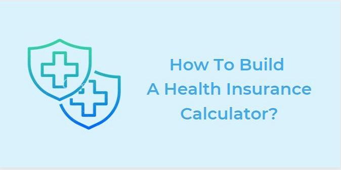 health insurance calculator