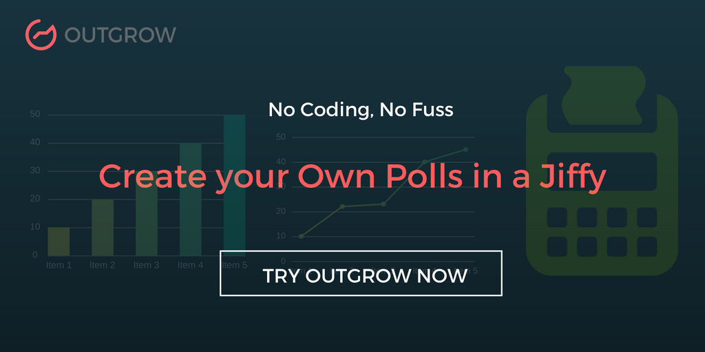 create polls and surveys using outgorw