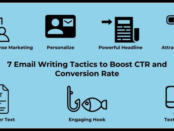 7 Email Writing Techniques to Boost CTR and Conversion Rate