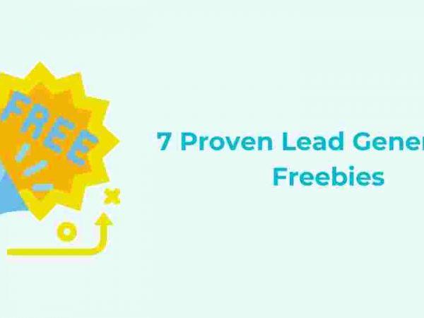 7 Proven Lead Generation Freebies