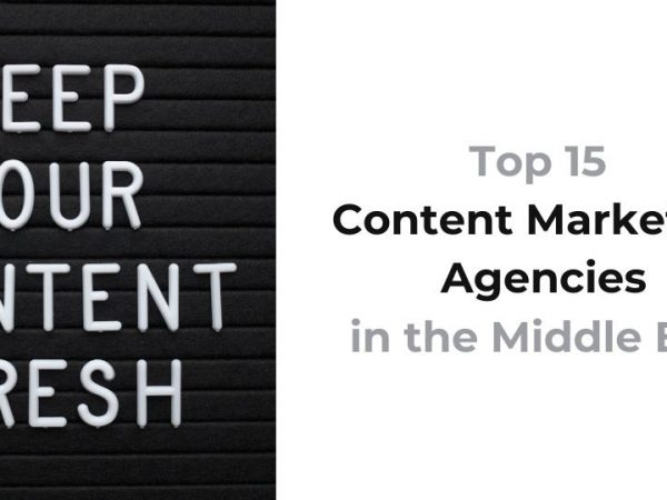 content marketing agencies Middle East