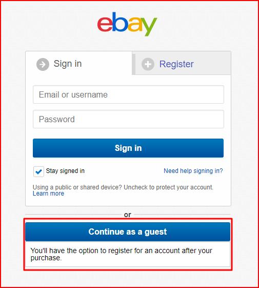 E-commerce conversion killers