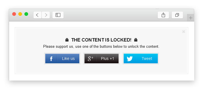 content-locker