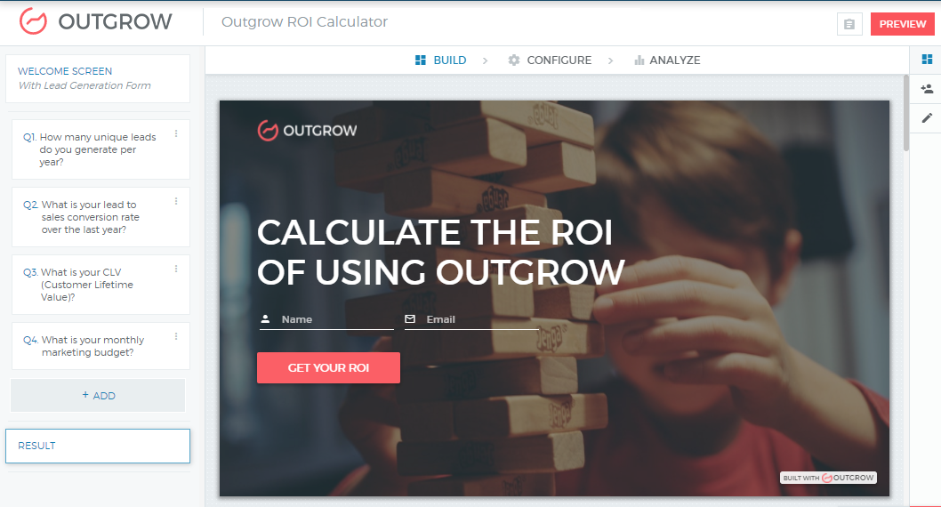 How to Build an ROI Calculator