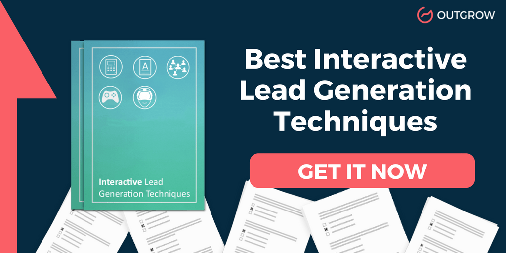 Best Interactive Lead Generation Techniques