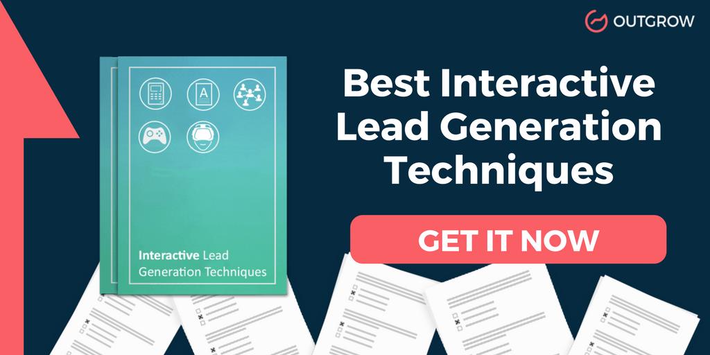 Best Interactive Lead Generation Techniques
