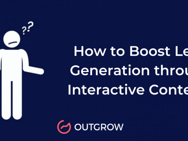 lead generation through interactive content