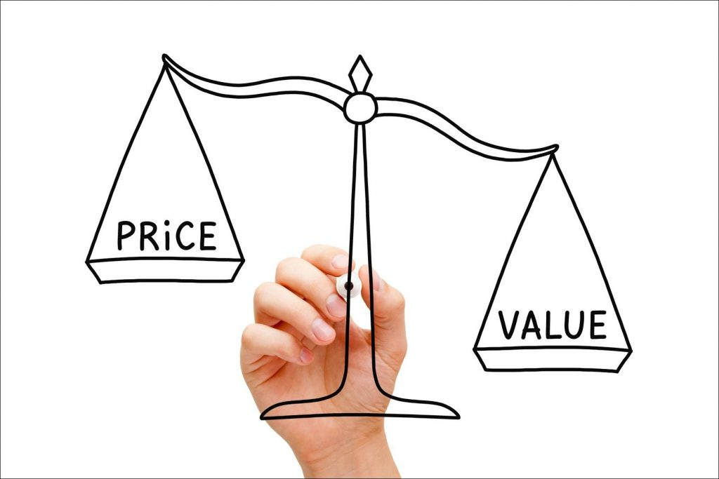 value based selling