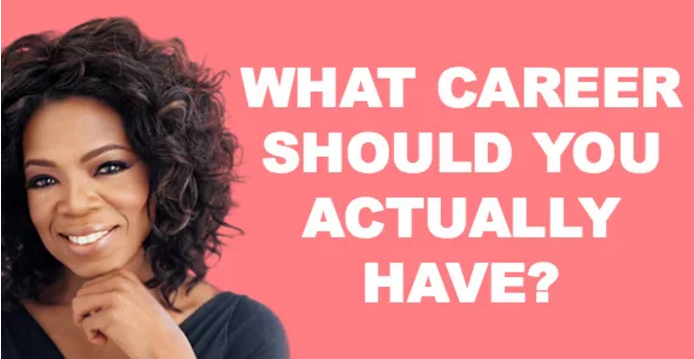 What Career Should You Actually Have - Quiz