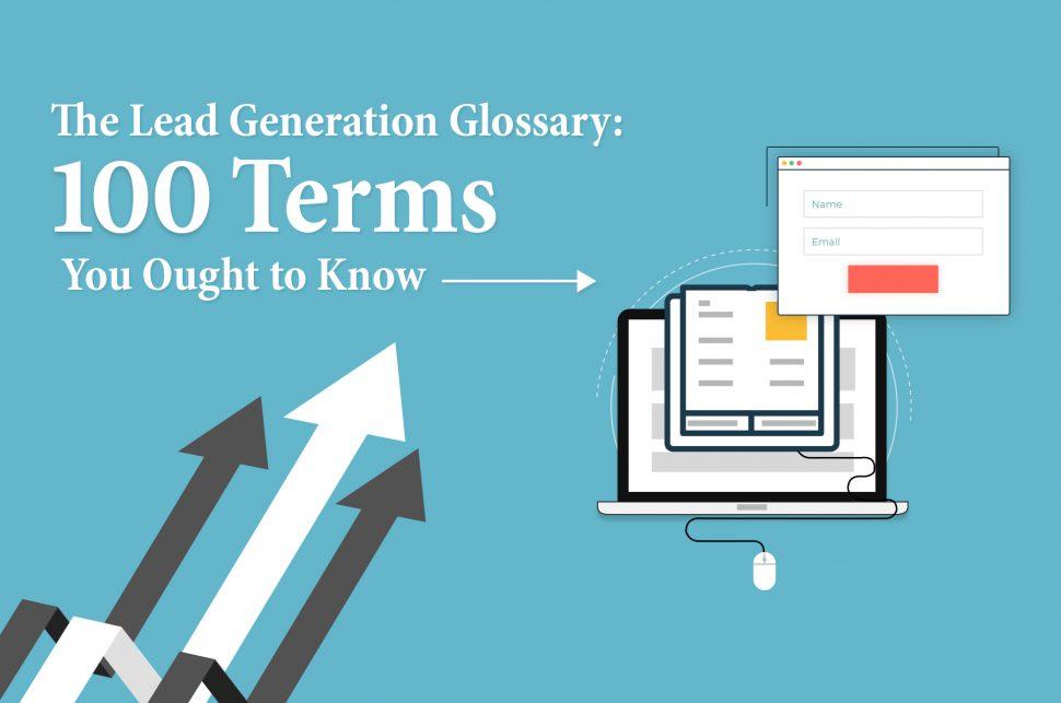 Lead Generation Glossary