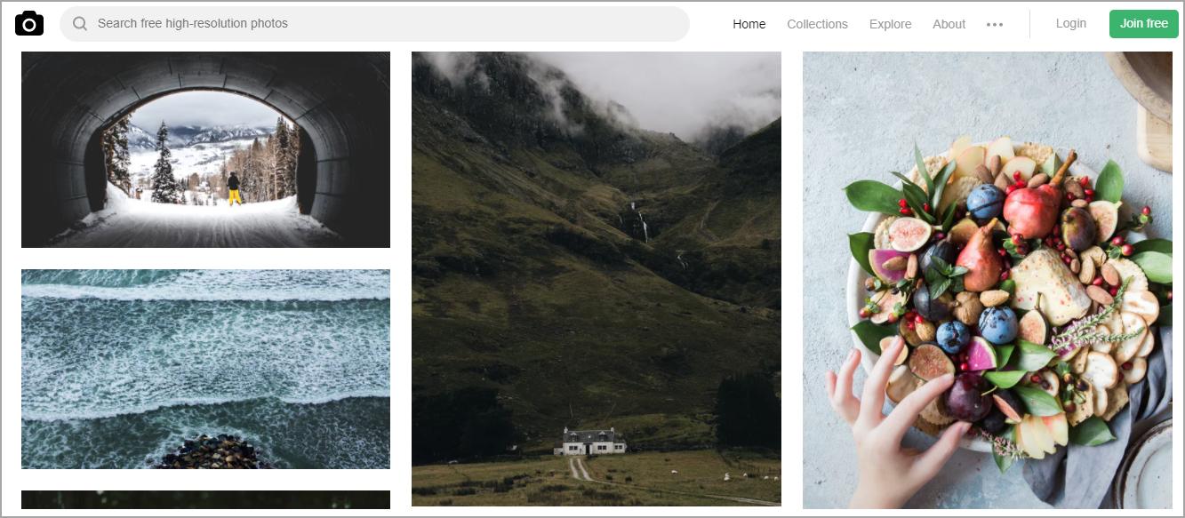 photo resources