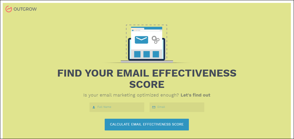 find your email effectiveness score