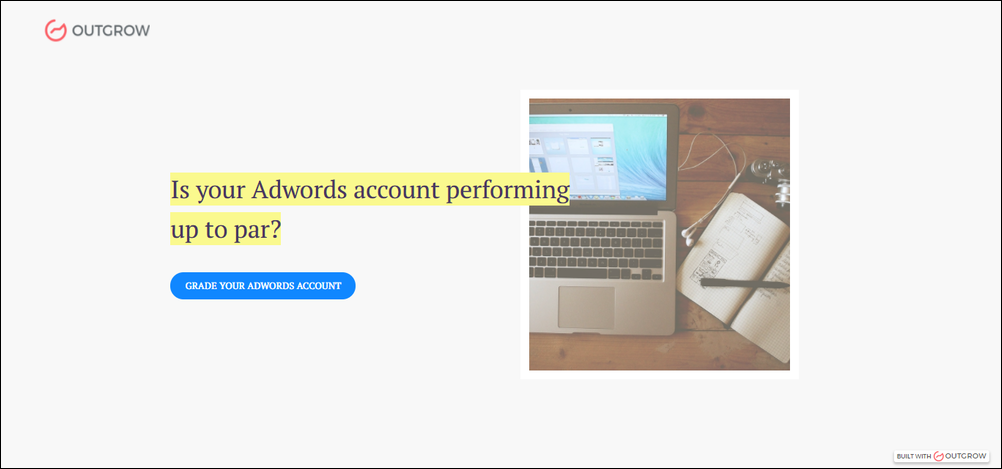 is your adwords account performing up to par