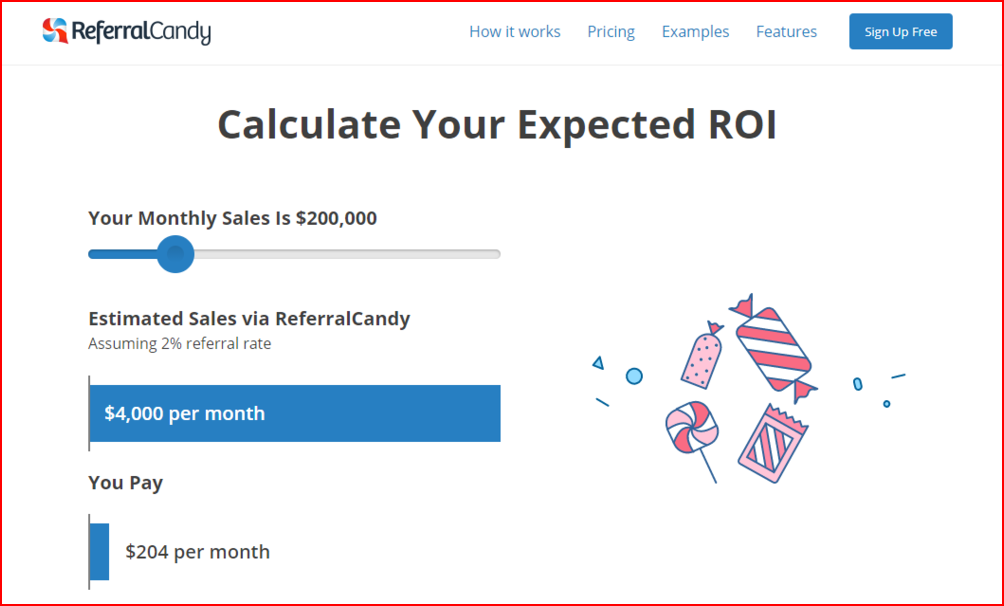 On the pricing page