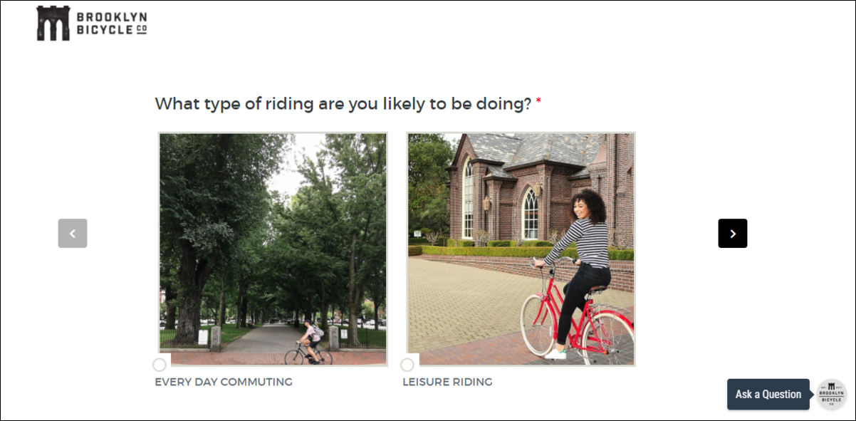 Personality Quiz by Brooklyn Bicycle