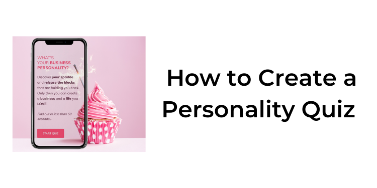 create a personality quiz