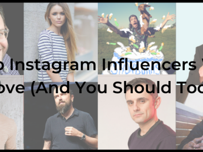 Top Instagram Influencers We Love (And You Should Too!)