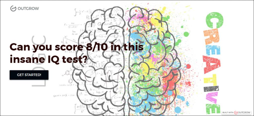 IQ quiz