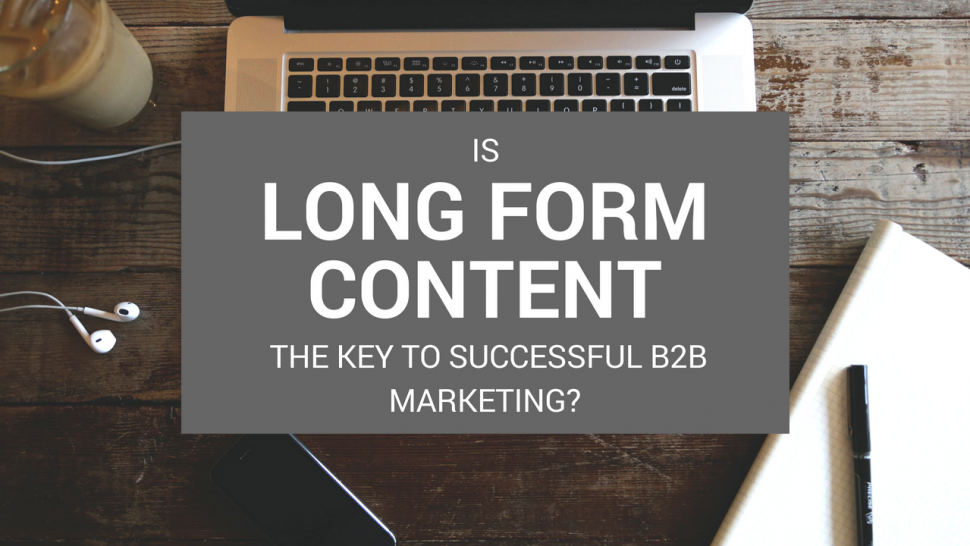 long form b2b