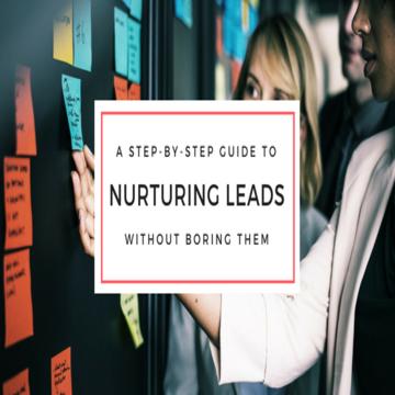 lead nurturing tips