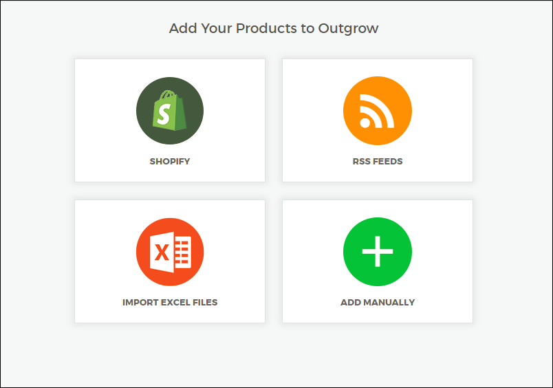 outgrow product update july 2018