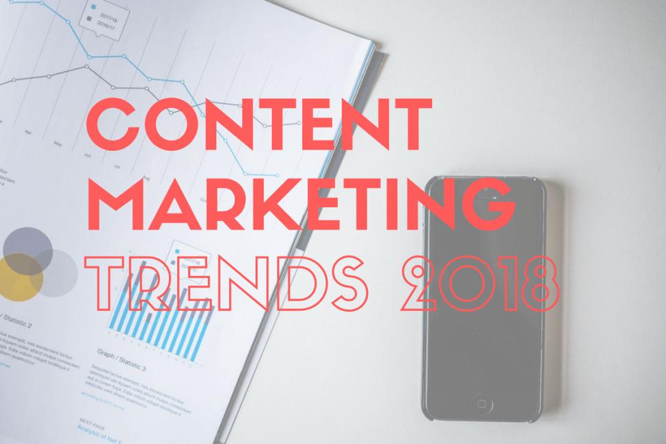 b2b content marketing 2018