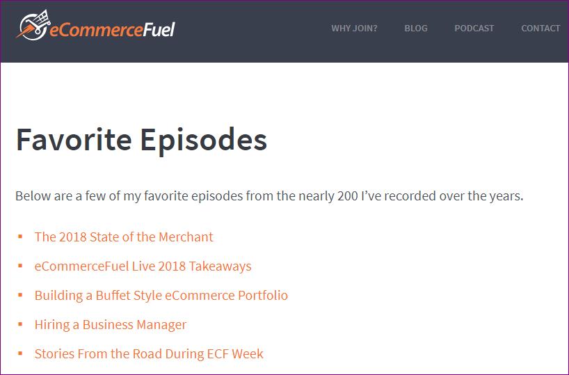 ecommerce marketing resources