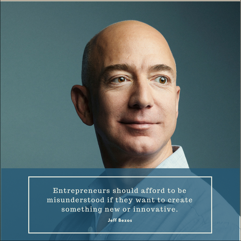 Jeff Bezos - Amazon CEO