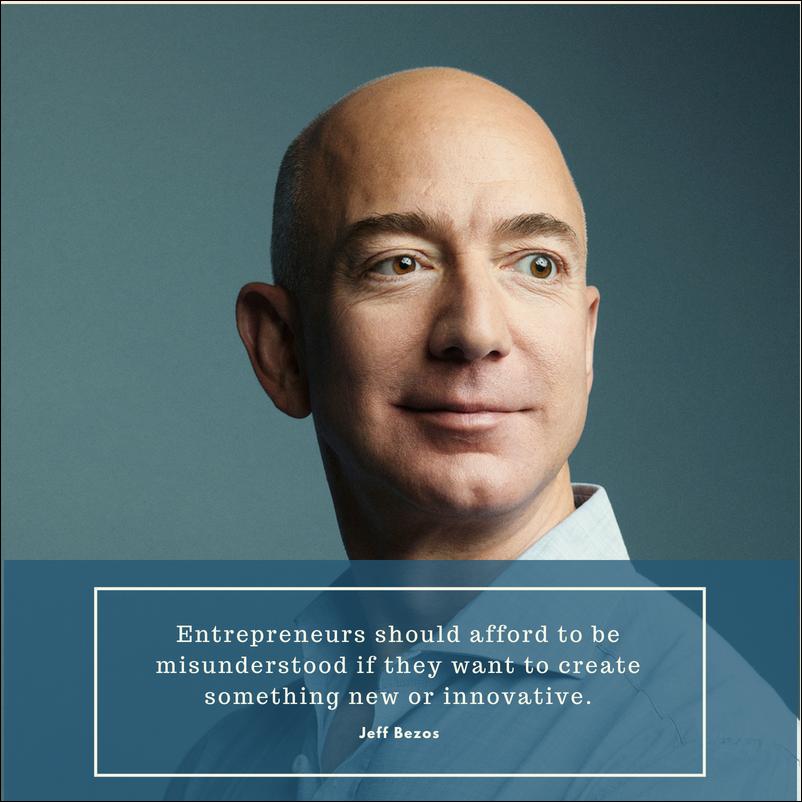 Jeff Bezos - Amazon CEO