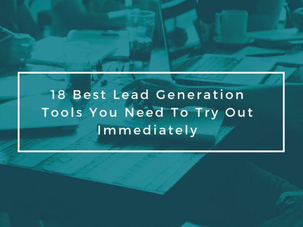 lead gen tools
