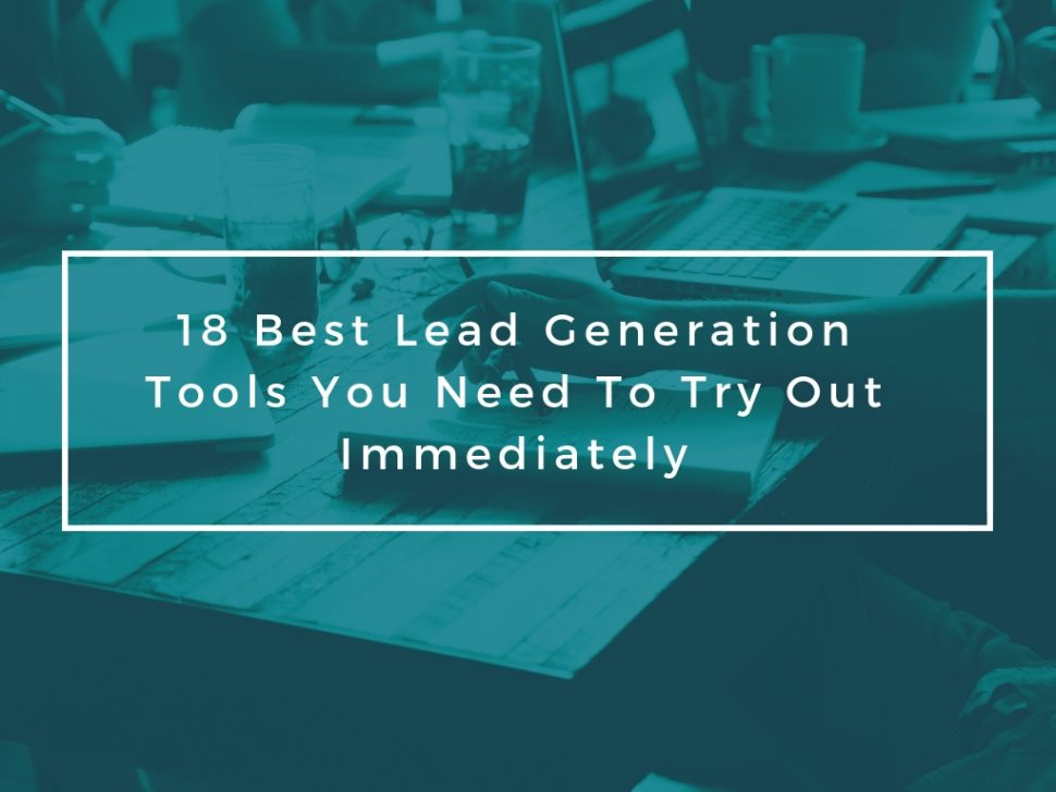 lead gen tools