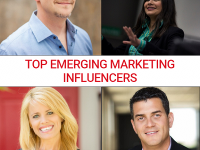 Top Emerging Marketing Influencers You Have To Look Out For!