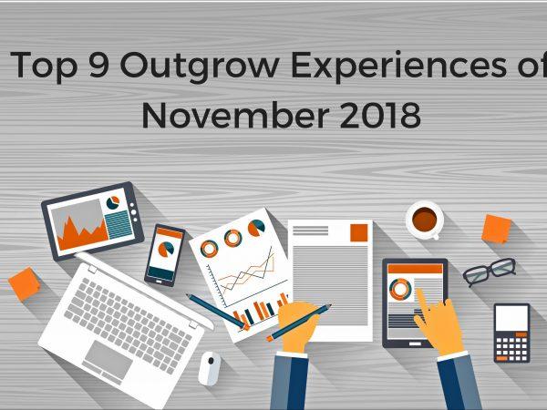 Top 9 Outgrow Interactive Experiences of nov2018