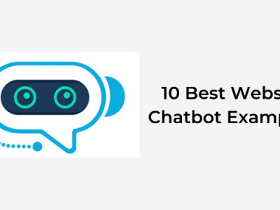 10 Best Website Chatbot Examples of 2021 [Real-Life Examples]