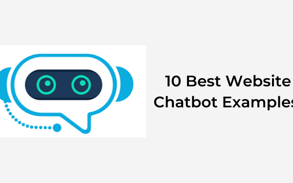 best website chatbot examples