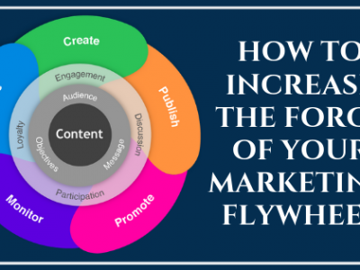 How To Increase The Force Of Your Marketing Flywheel