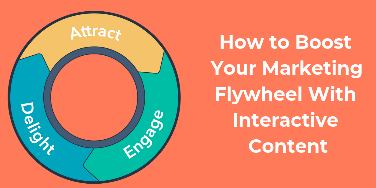 How to boost your marketing flywheel with interactive content