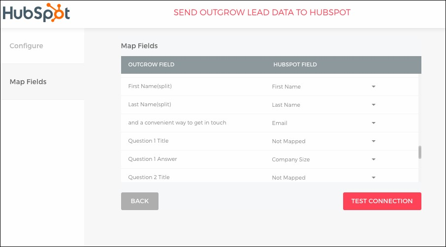 Outgrow Named as HubSpot's fastest growing app