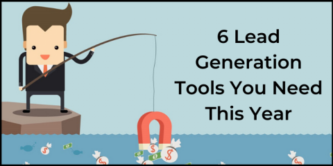 6 Lead Generation Tools You Need in 2021