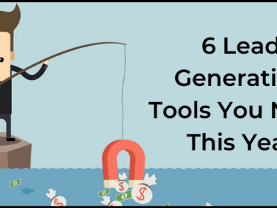 7 Lead Generation Tools You Need This Year