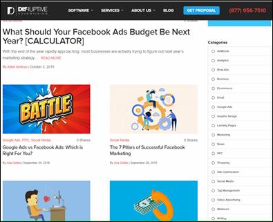 niche marketing blogs