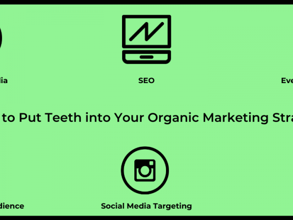 7 Ways to Put Teeth into Your Organic Marketing Strategies