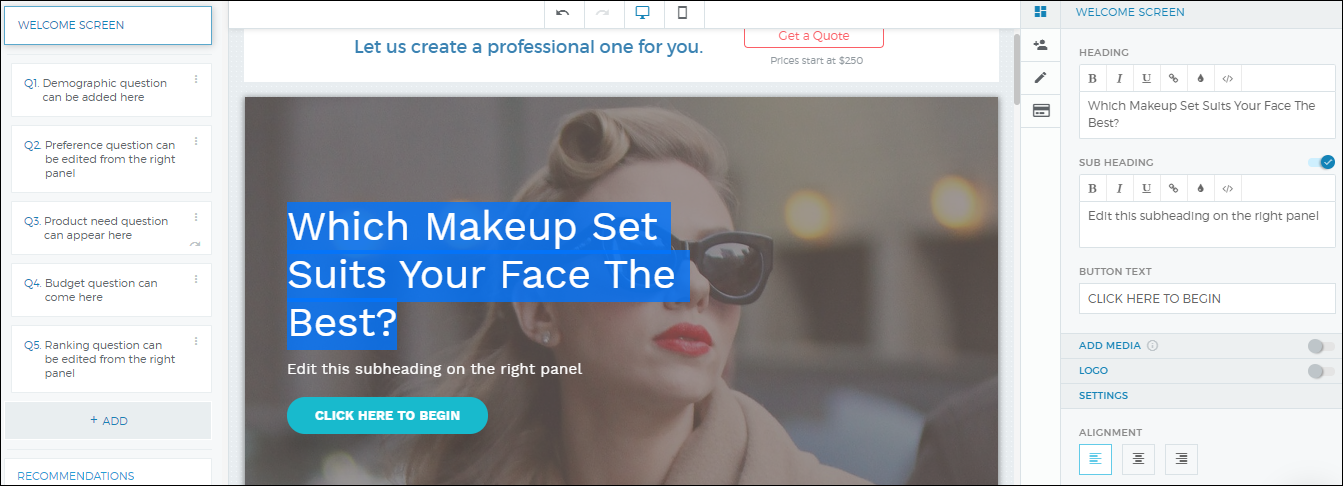How To Create E-commerce Recommendation Quizzes Like A Pro