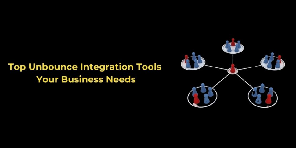 unbounce integration tools