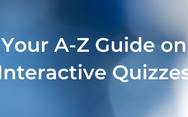 interactive quizzes
