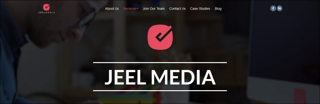 content marketing agencies in the middle east #13: Jeel Media