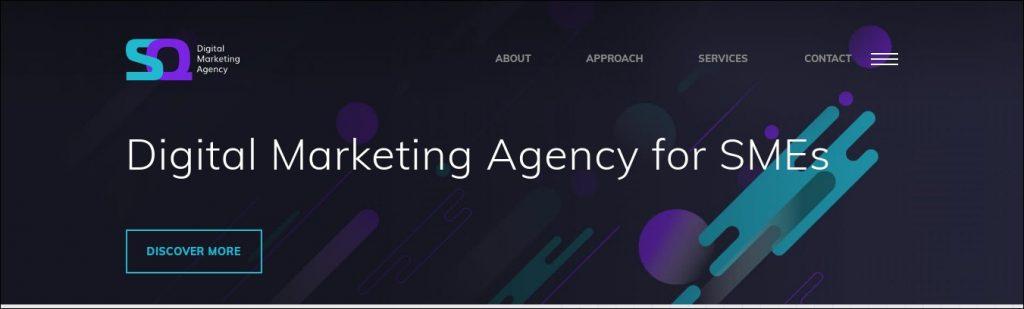 SQ Digital - Content Marketing Agencies in Europe