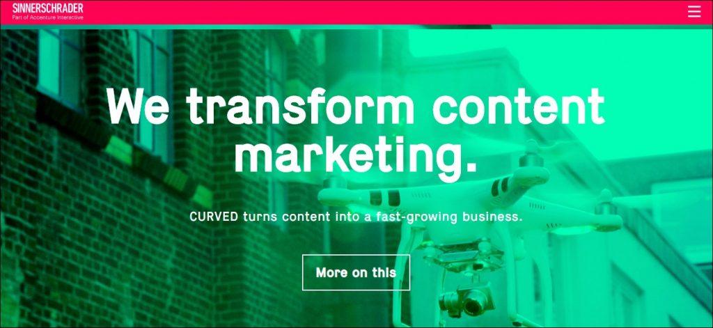 SinnerSchrader - Content Marketing Agencies in Europe